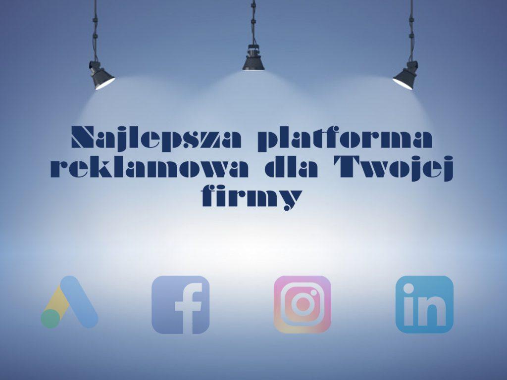 Platformy reklamowe dla lokalnych firm
